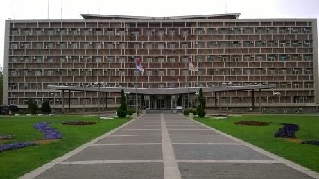 Kragujevac, Skupština grada Kragujevca, Milisav Pajević,