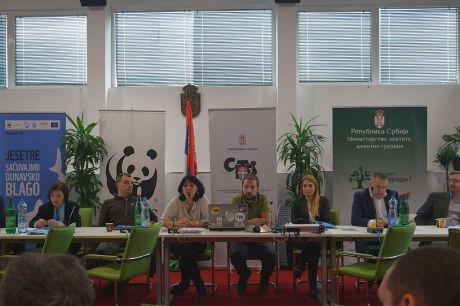 Obuka_WWF-i-MZŽS_3об, Ministarstvo zaštite životne sredine, Milisav Pajević