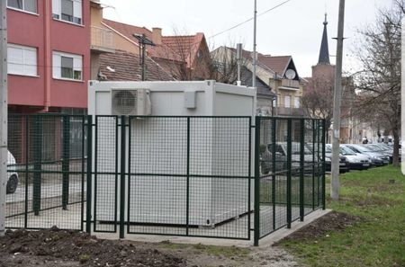 Vršac, Agencija za zaštitu životne sredine, Milisav Pajević, ekonec, ekonec mesečnik, suspendovane čestice, PM2.5, PM10, monitoring kvaliteta vazduha,