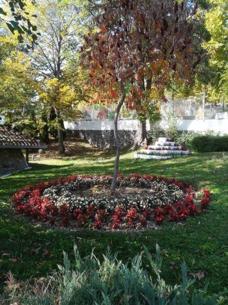basta, cvece, vrt, park, najlepša bašta, klimatska akcija,TeRRIFICA, klimatske promene, interaktivna mapa,  akcija, ekonec, ekonec mesečnik, Milisav Pajević